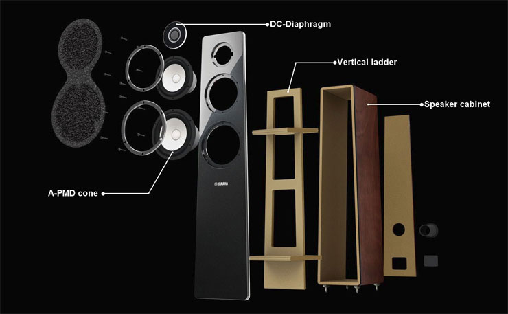 building a tower speaker