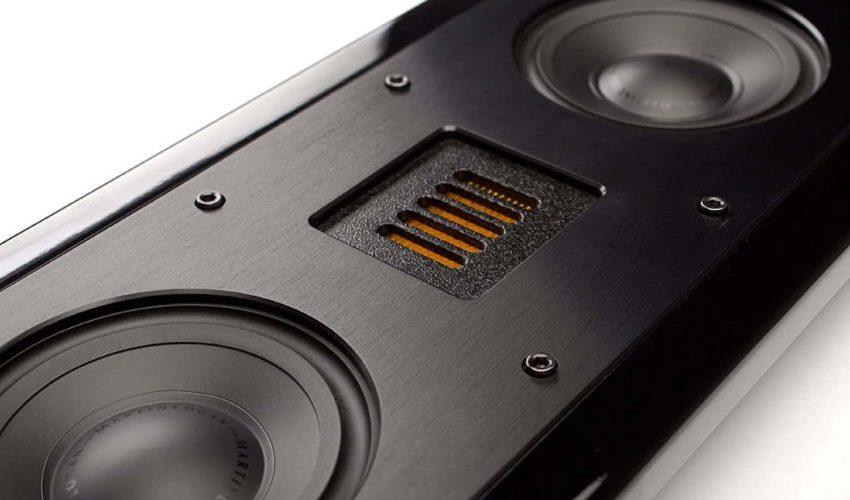 MartinLogan Motion SLM Hi-Performance Flat Panel LCR Speaker