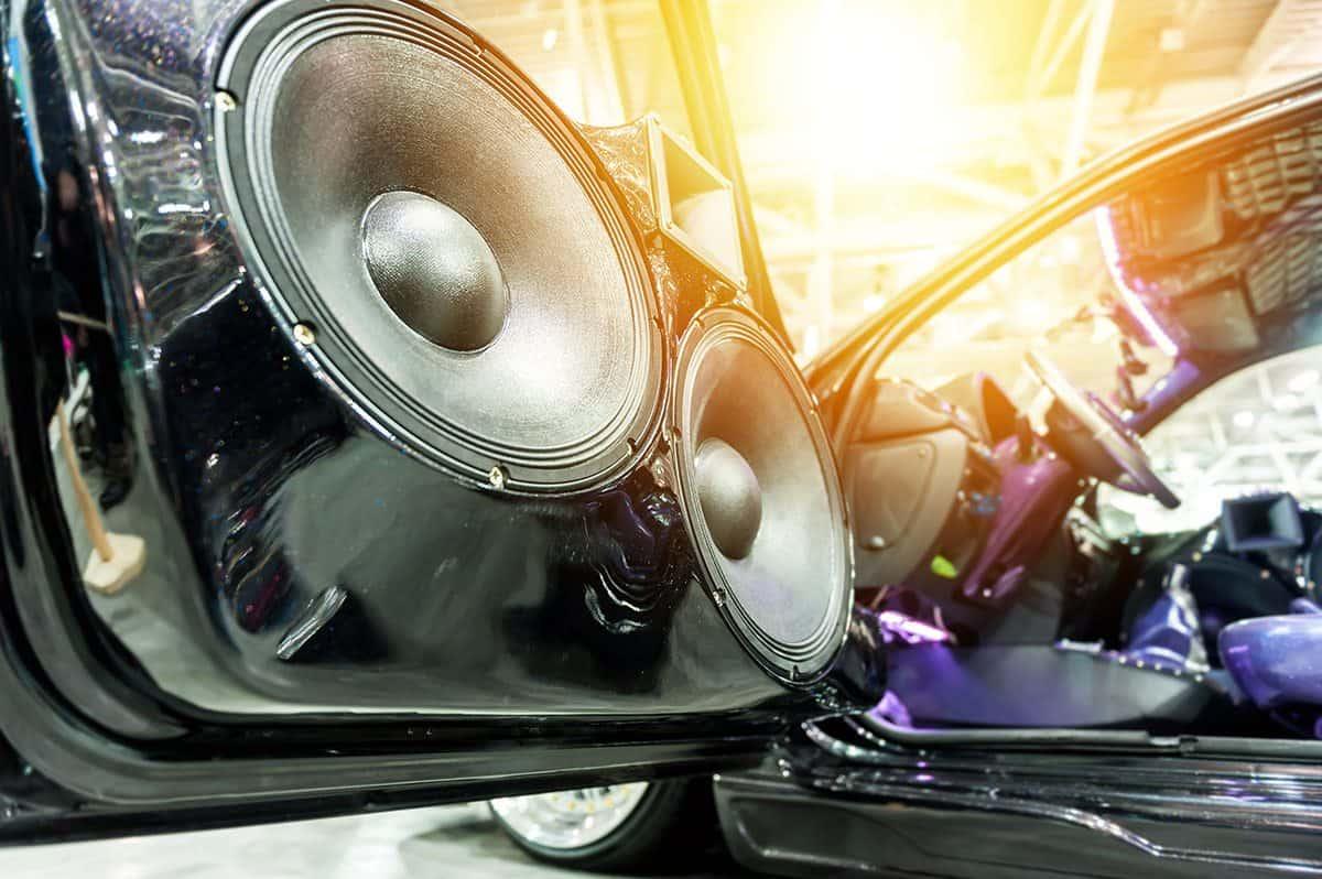 Benefits of car speakers